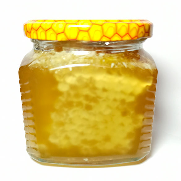 Natural floral honey, 165ml.